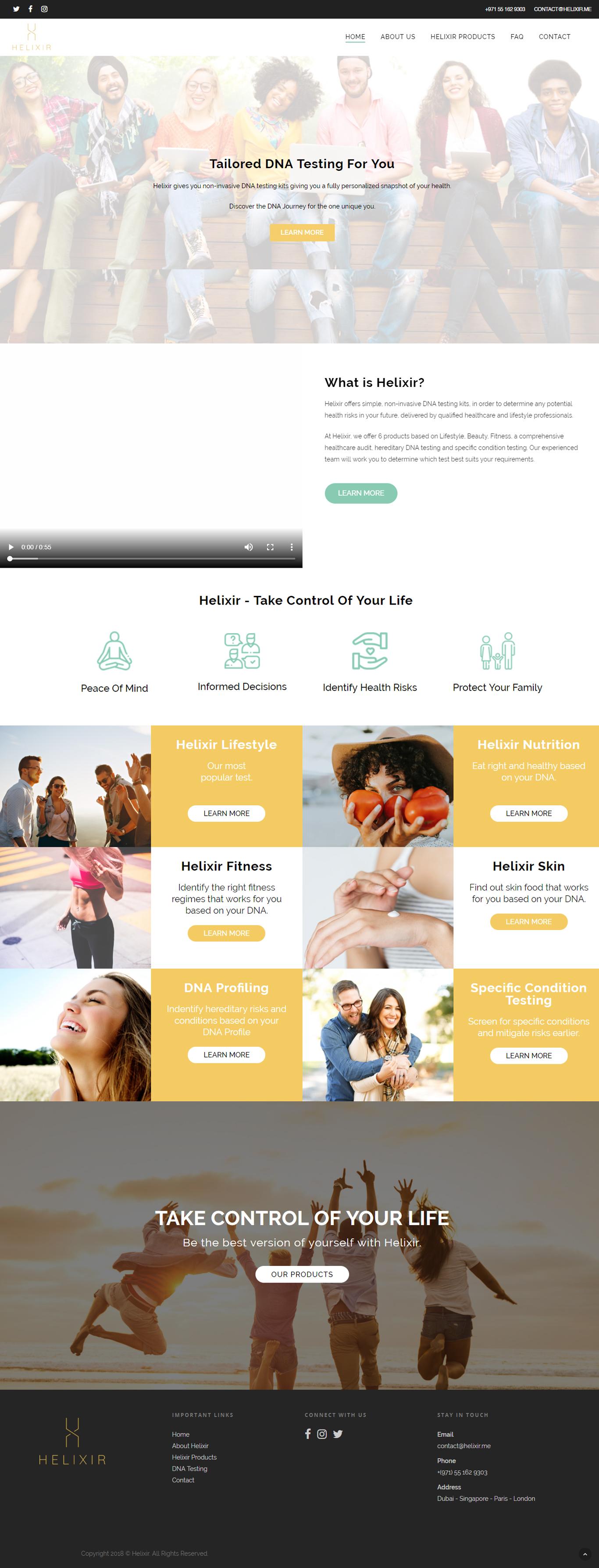 top web developemnt company in dubai