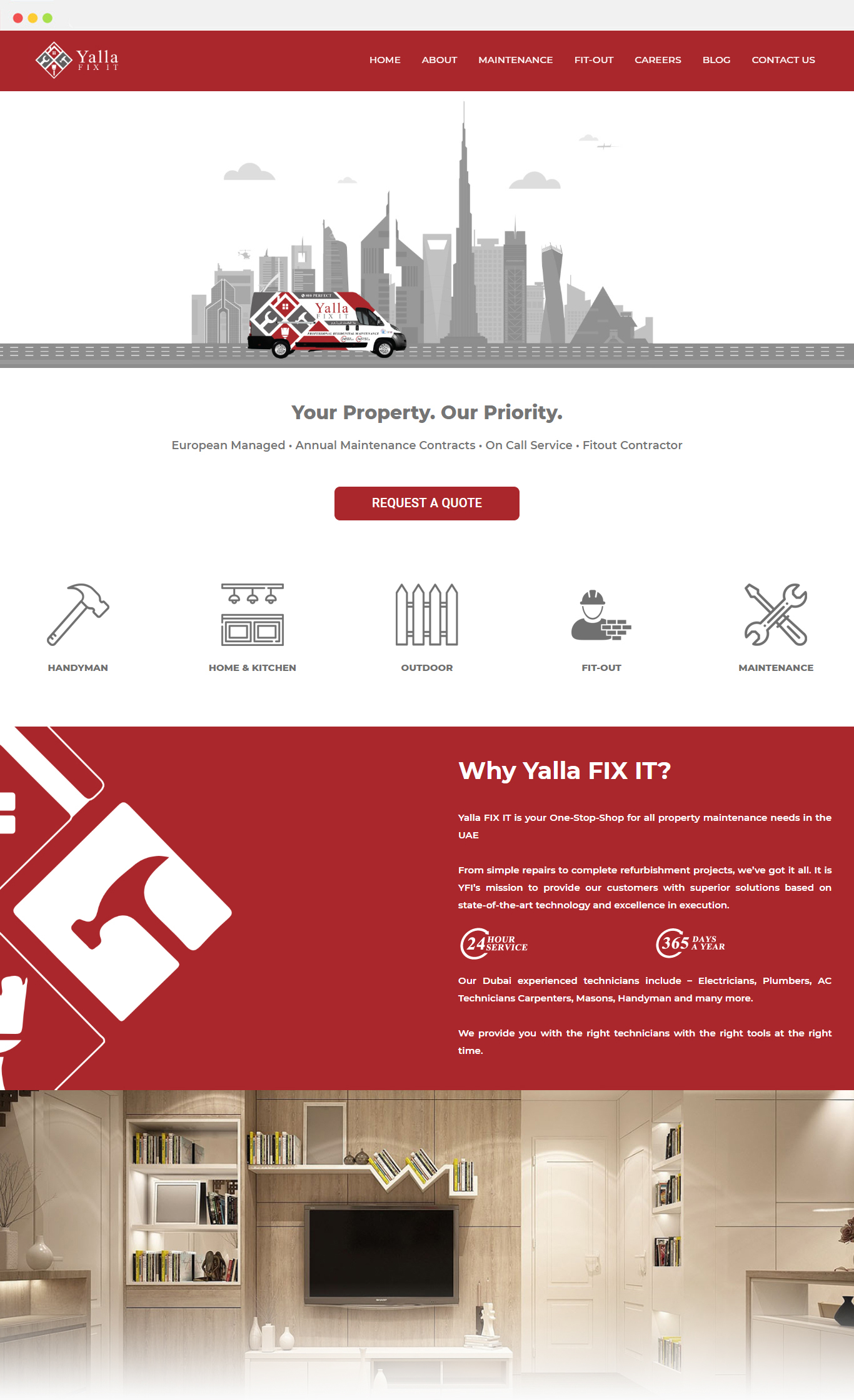 v7 digital agency web development client yalla motors