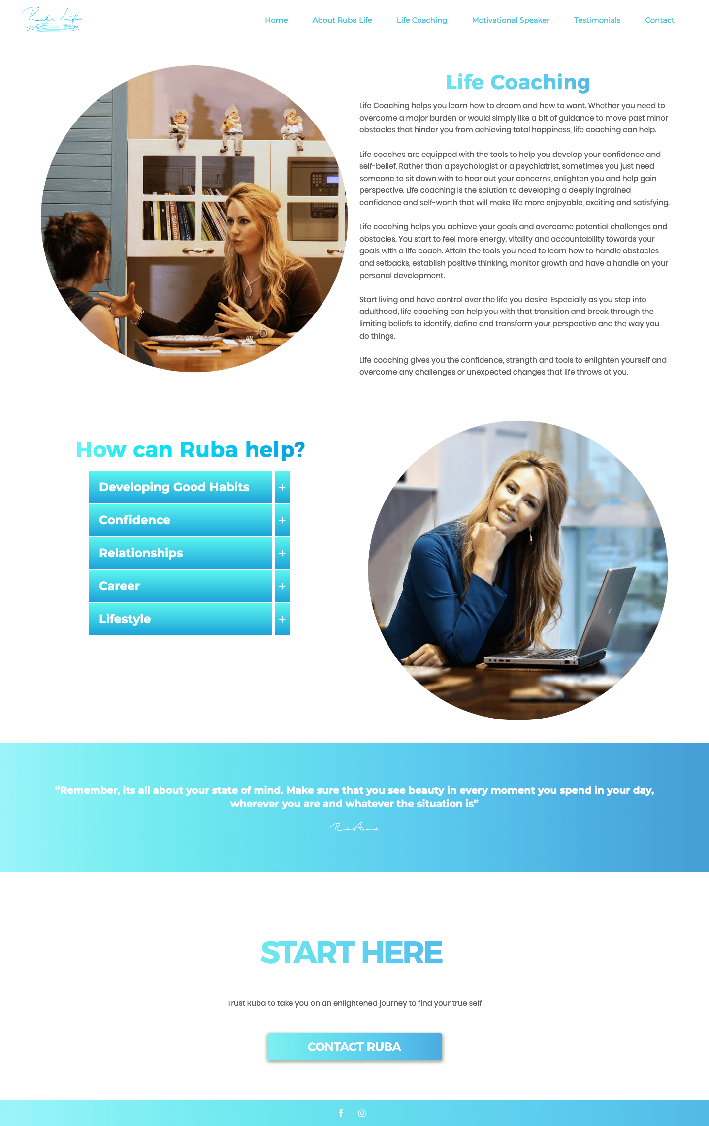 v7 digital web development client ruba